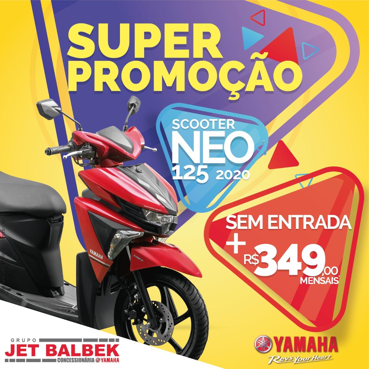 Yamaha Jet Balbek