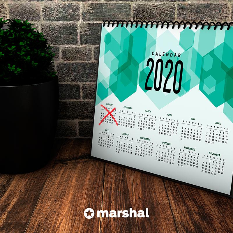 O que tem para 2020?