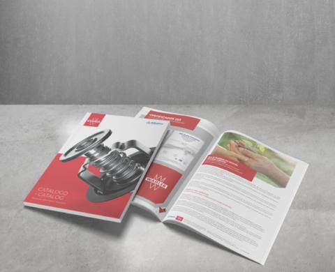 Catálogo de produtos Wahler do Brasil
