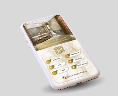 Cartão digital Clemar